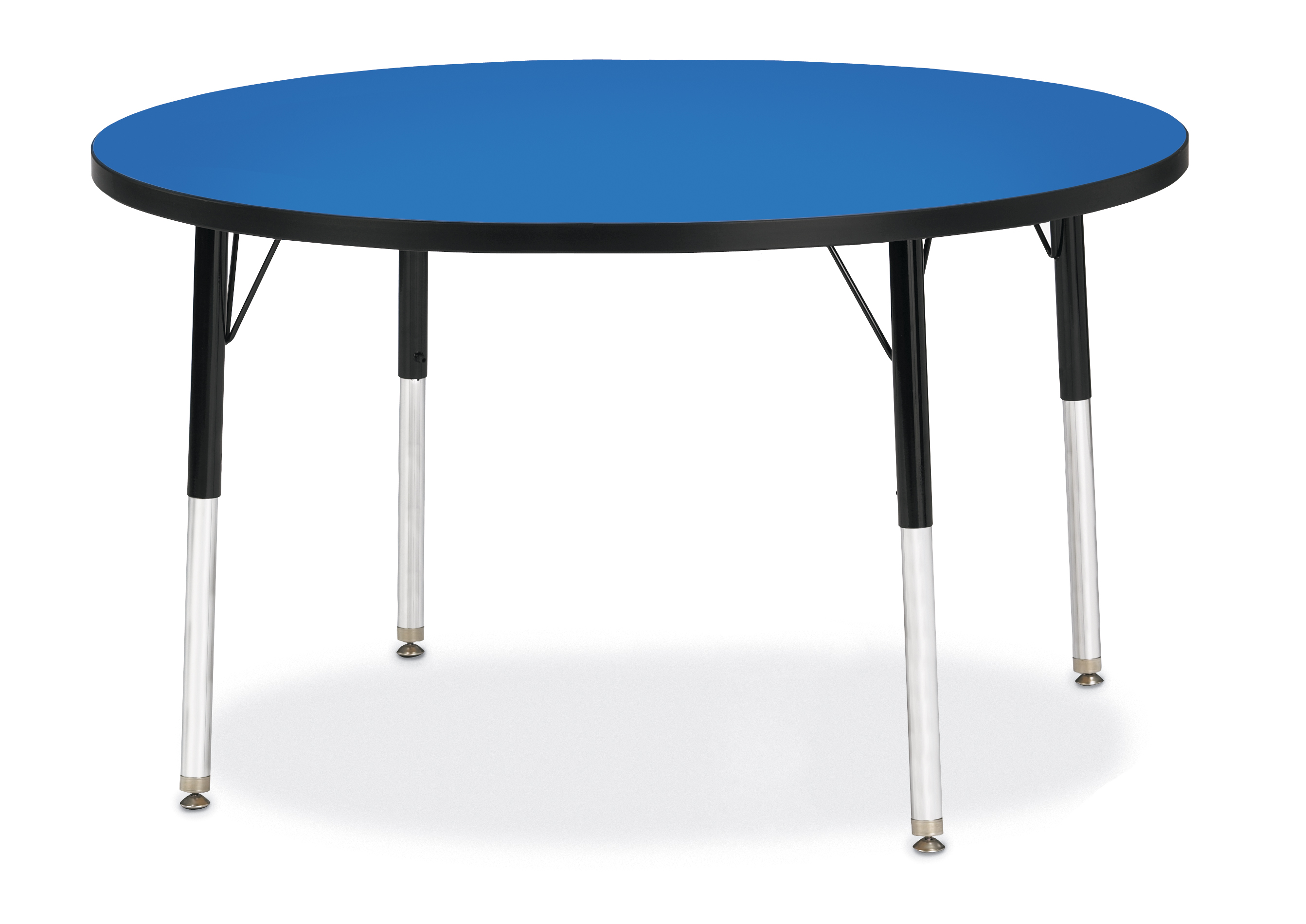 Berries round activity table 42 diameter mobile for Mobile furniture