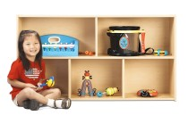 Young Time® Two Shelf Storage